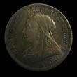 Victoria Shilling 1900 Obverse