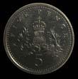 Elizabeth II Decimal 5p 1995 Reverse