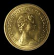 Elizabeth II Gold Sovereign 1981 Obverse