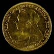 Victoria Gold ½ Sovereign 1901 Obverse