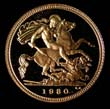 Elizabeth II Gold ½ Sovereign 1987 Reverse