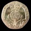 Elizabeth II Decimal 20p 1998 Reverse