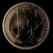 Elizabeth II Britannia Silver £2 1998 Reverse