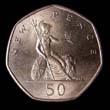 Elizabeth II Decimal 50p 1970 Reverse