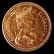 Elizabeth II Decimal 1p 1971 Obverse
