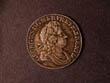 George I Shilling 1723 Obverse