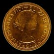 Elizabeth II Gold Sovereign 1967 Obverse