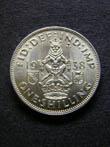 George VI Shilling 1938 Reverse