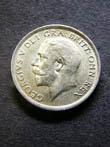 George V Shilling 1918 Obverse