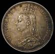 Victoria Crown 1887 Obverse