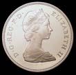 Elizabeth II Decimal 25p 1981 Obverse