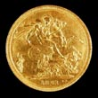 George IV Gold Sovereign 1821 Reverse