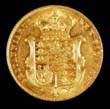 George IV Gold Sovereign 1830 Reverse