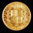 Gold Sovereign Reverse