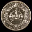 George V Crown 1927 Reverse