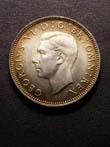 George VI Shilling 1945 Obverse