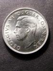 George VI Florin 1944 Obverse