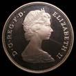 Elizabeth II Decimal 25p 1980 Obverse