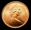 Elizabeth II Decimal 1/2p 1971 Obverse
