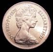 Elizabeth II Decimal 5p 1978 Obverse