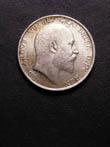 Edward VII Shilling 1910 Reverse