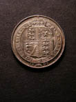 Victoria Shilling 1892 Reverse