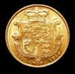 William IV Gold Sovereign 1832 Reverse