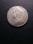 George II Shilling 1750 Obverse