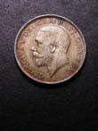 George V Shilling 1915 Obverse