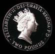 Elizabeth II Decimal £2 1996 Obverse