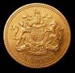 Elizabeth II Decimal £1 1983 Reverse