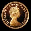 Elizabeth II Gold Sovereign 1984 Obverse