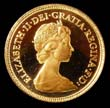 Elizabeth II Gold ½ Sovereign 1984 Obverse