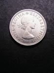 Elizabeth II Shilling 1954 Obverse