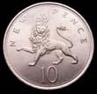 Elizabeth II Decimal 10p 1980 Reverse