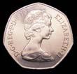 Elizabeth II Decimal 50p 1979 Obverse