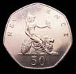 Elizabeth II Decimal 50p 1979 Reverse
