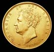 George IV Gold Sovereign 1829 Obverse