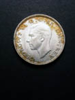 George VI Shilling 1942 Obverse