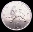 Elizabeth II Decimal 10p 1976 Reverse