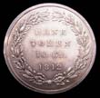 George III Bank Token 1/6 1812 Reverse