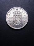 Elizabeth II Shilling 1965 Reverse