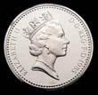 Elizabeth II Decimal £1 1985 Obverse