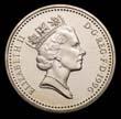 Elizabeth II Decimal £1 1996 Obverse