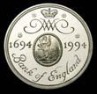 Elizabeth II Decimal £2 1994 Reverse