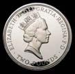 Elizabeth II Decimal £2 1995 Obverse