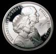 Elizabeth II Five pound Crown 1997 Obverse
