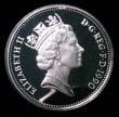 Elizabeth II Decimal 5p 1990 Obverse