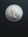 Elizabeth II Shilling 1960 Obverse