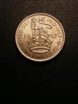 George VI Shilling 1947 Reverse